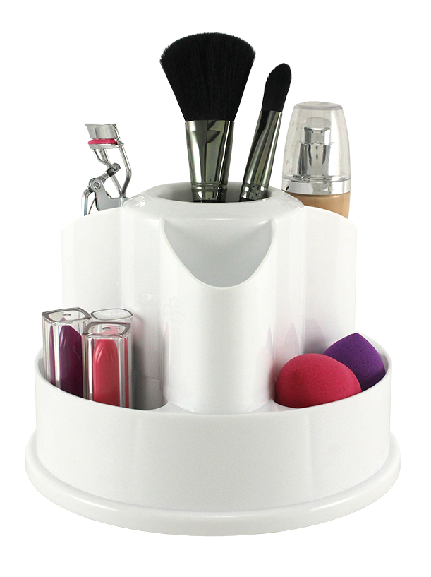 MEDIUM ROTATING BEAUTY ORGANIZER