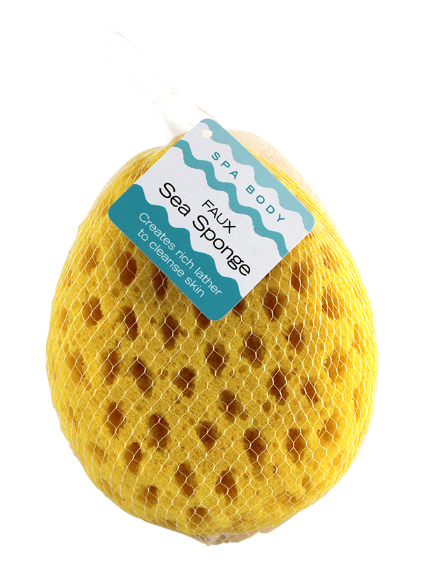 Spa Body Faux Sea Sponge