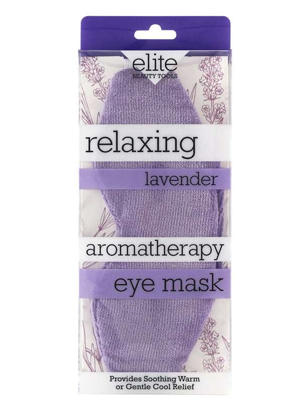 ANTI-STRESS THERAPY EYE PILLOW LAVENDER