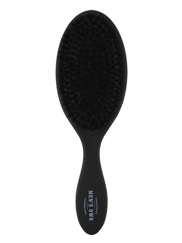 Men's Soft Touch Hair Brush with 100% Boar Bristle