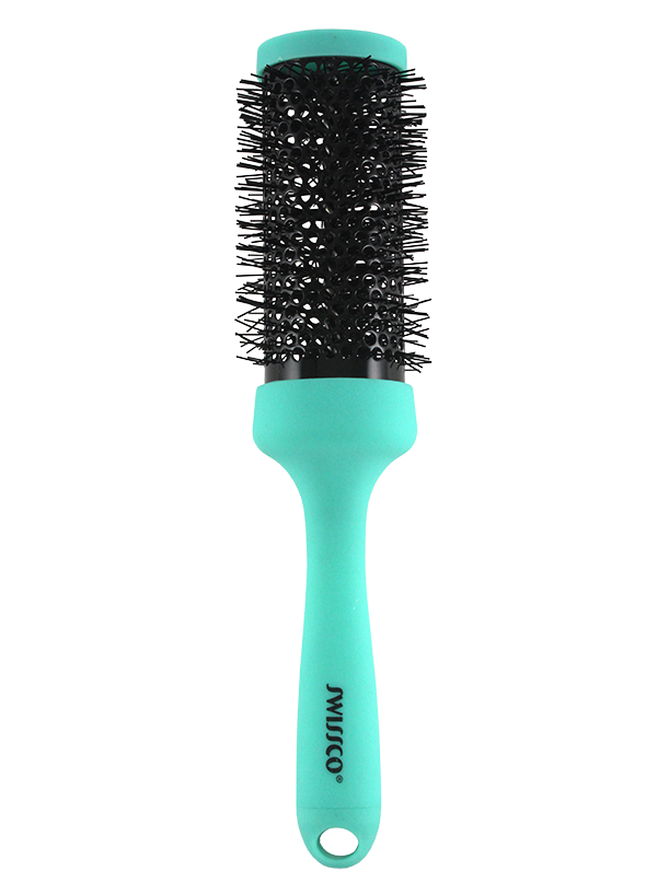 SOFT TOUCH CERAMIC COATED THERMAL HAIR BRUSH