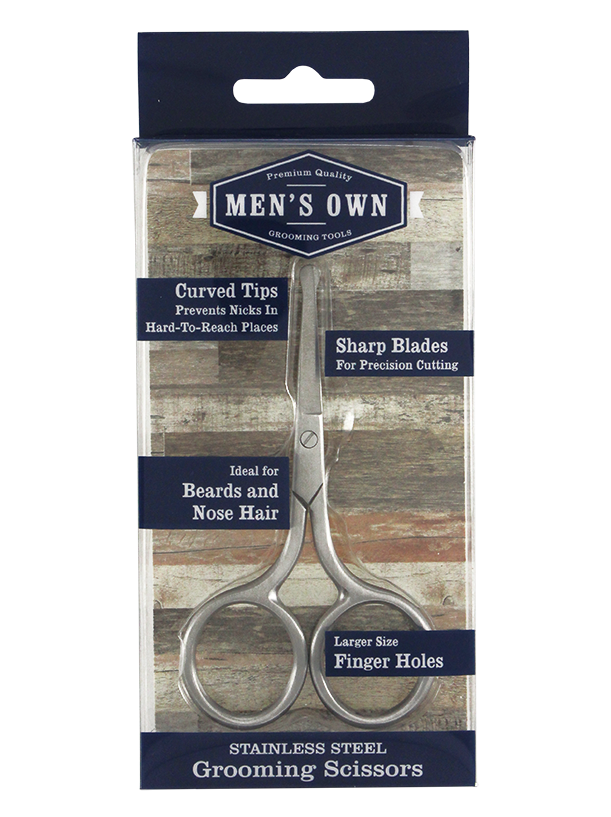 Men's Own Grooming Scissor