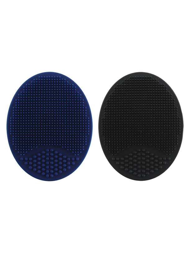 Men's Own 2 Pack Silicone Face Scrubbers.