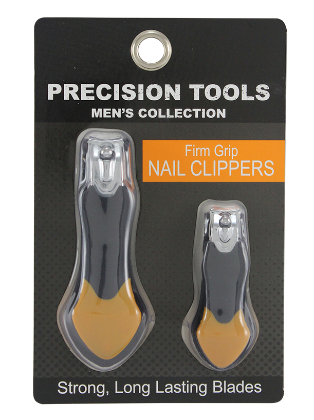 Precision Tools 2pc Extra Large Nail Clipper Set