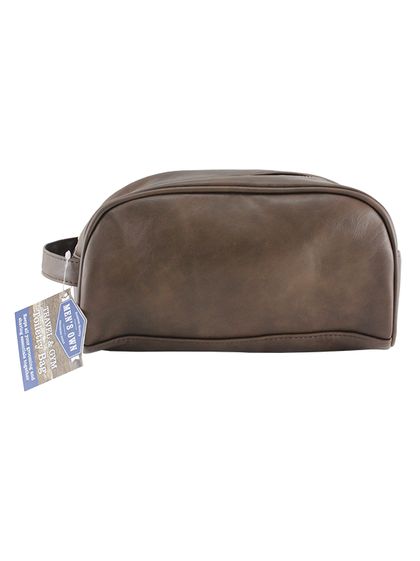 Men's Own Toiletry Bag