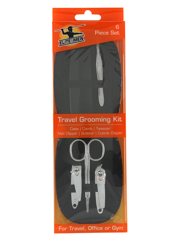 TRAVEL GROOMING KIT