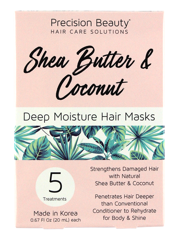 HAIR REPAIR SHEA & COCONUT OIL 5PK.