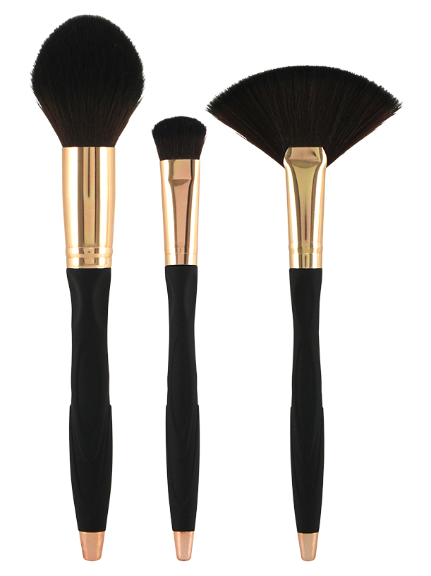 3PC BRUSH SET
