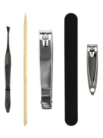 Elite 5pc Manicure Set