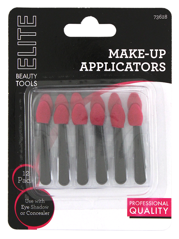 Elite 12 Pack Make Up Applicators.