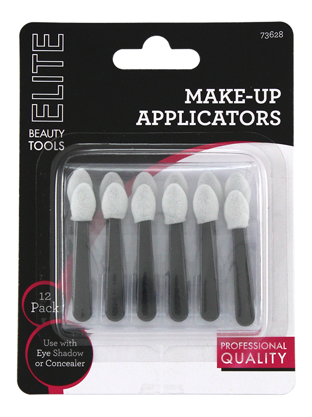 Elite 12 Pack Make Up Applicators