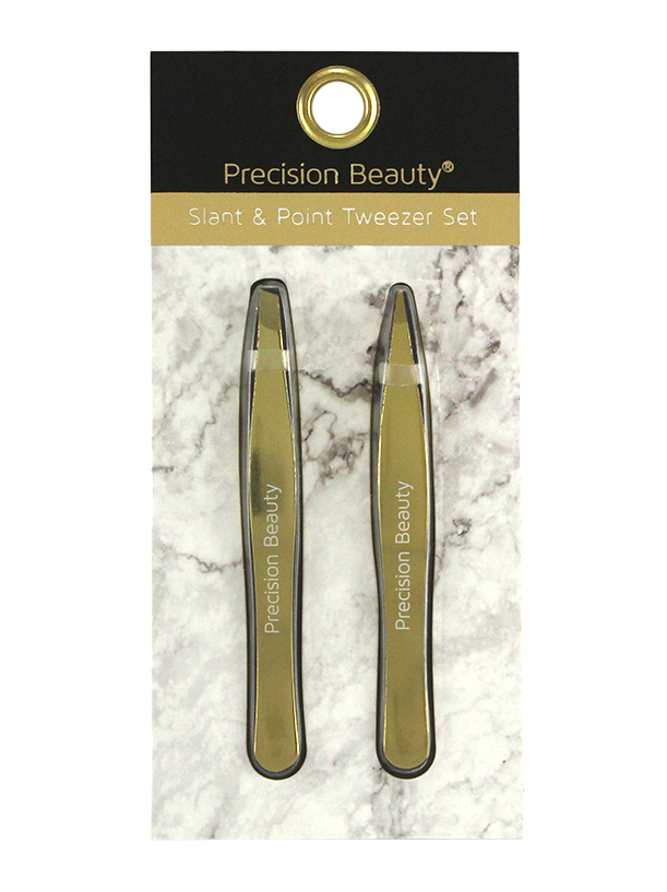 2PC TWEEZER SET