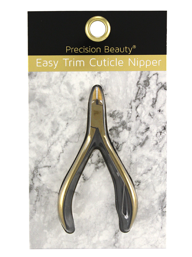 CUTICLE NIPPER. MARBLE