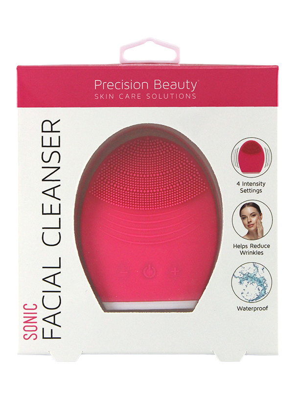 SILICONE FACIAL MASSAGER