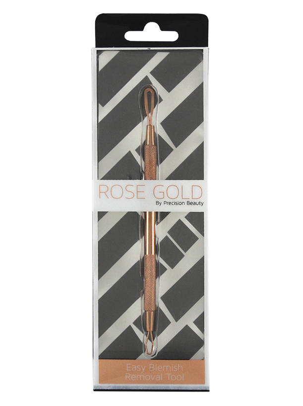 Rose Gold Collection Double Sided Blemish Extractor