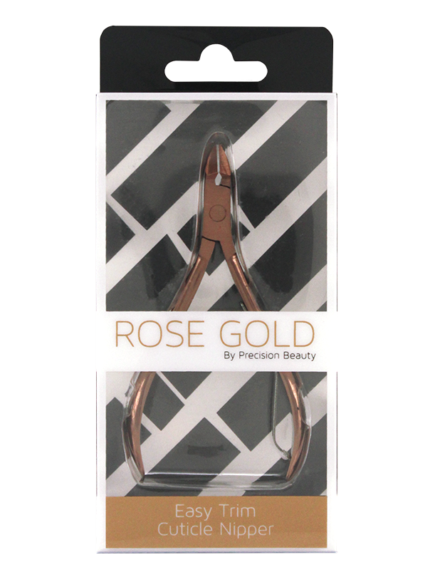 ROSE GOLD COLLECTION CUTICLE NIPPER