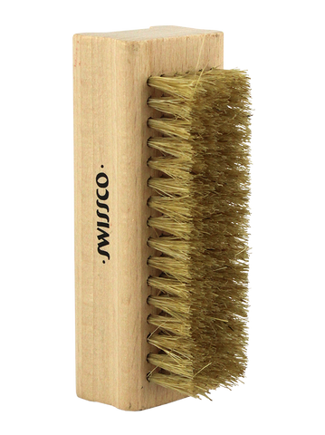 Wooden Nail Brush, Natural Bristle