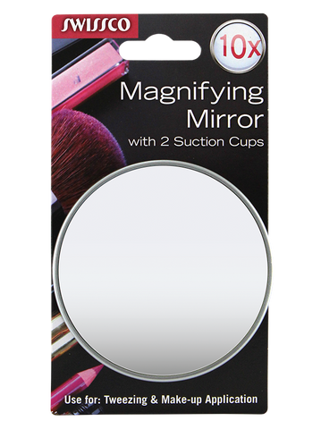 Suction Cup Mirror 3 1/2