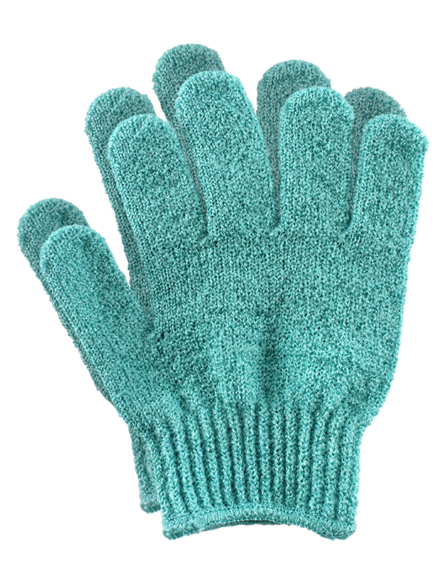 Spa Body Bath & Shower Exfoliating Gloves