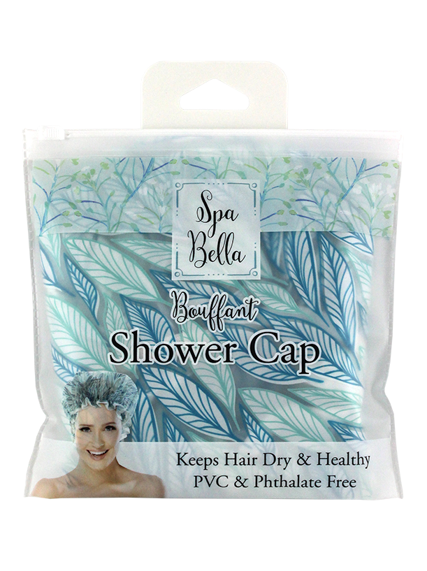 Spa Bella Bouffant Shower Cap