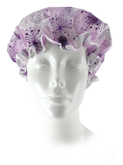 Spa Bella EVA Shower Cap
