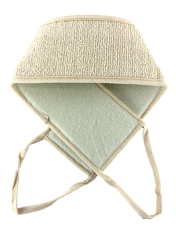 BAMBOO BACK SCRUBBER