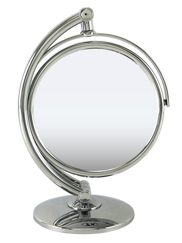 Chrome Standing Mirror 6