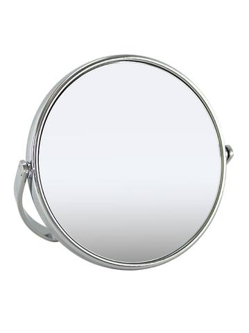 Chrome Plated Standing Mirror 5