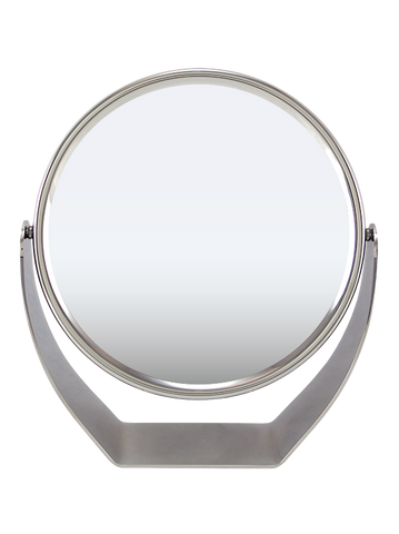 Chrome Vanity Mirror, 7