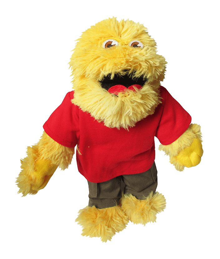 LIMITED EDITION HONEY MONSTER SOFT TOY