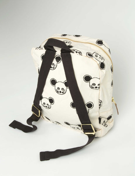 Mouse Backpack in Black