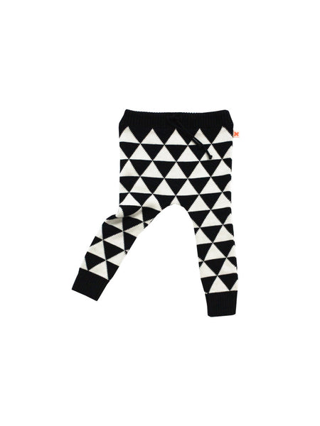 Triangles Knit Pant