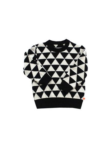 Triangles Sweater