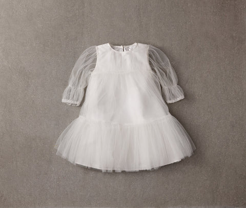 Alice Dress in White