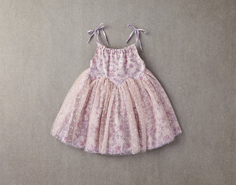 Mimi Dress in Peony Lily
