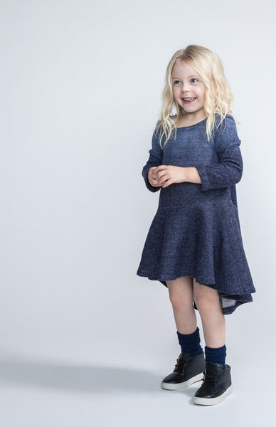 Hi Lo Sweatshirt Dress