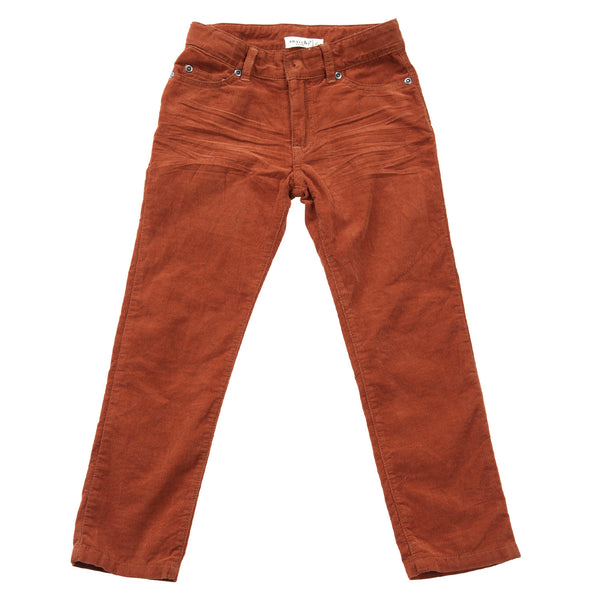Pants Ryan in Copper Corduroy