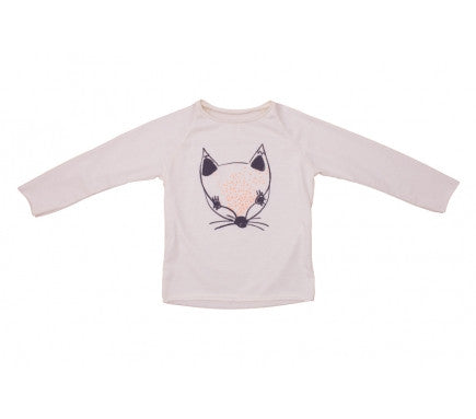 Kids Fox Longsleeve Tee