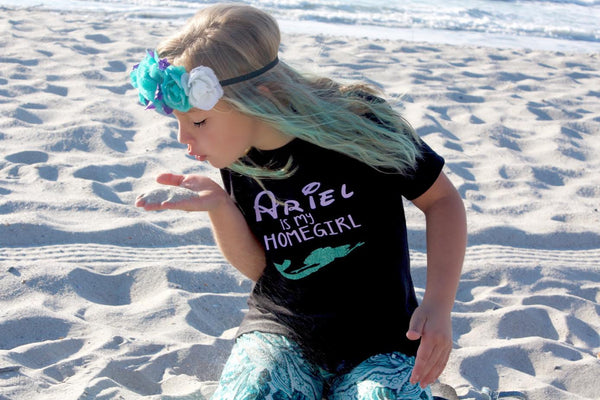 Ariel is my Homegirl Tee shirt