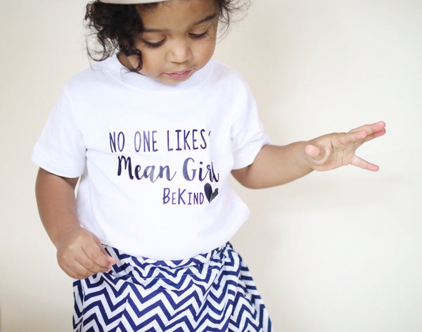 No one likes a mean girl shirt