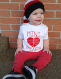 Mini Heart Breaker Valentines Day Shirt