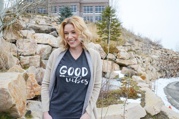 Good Vibes Women's Shirt