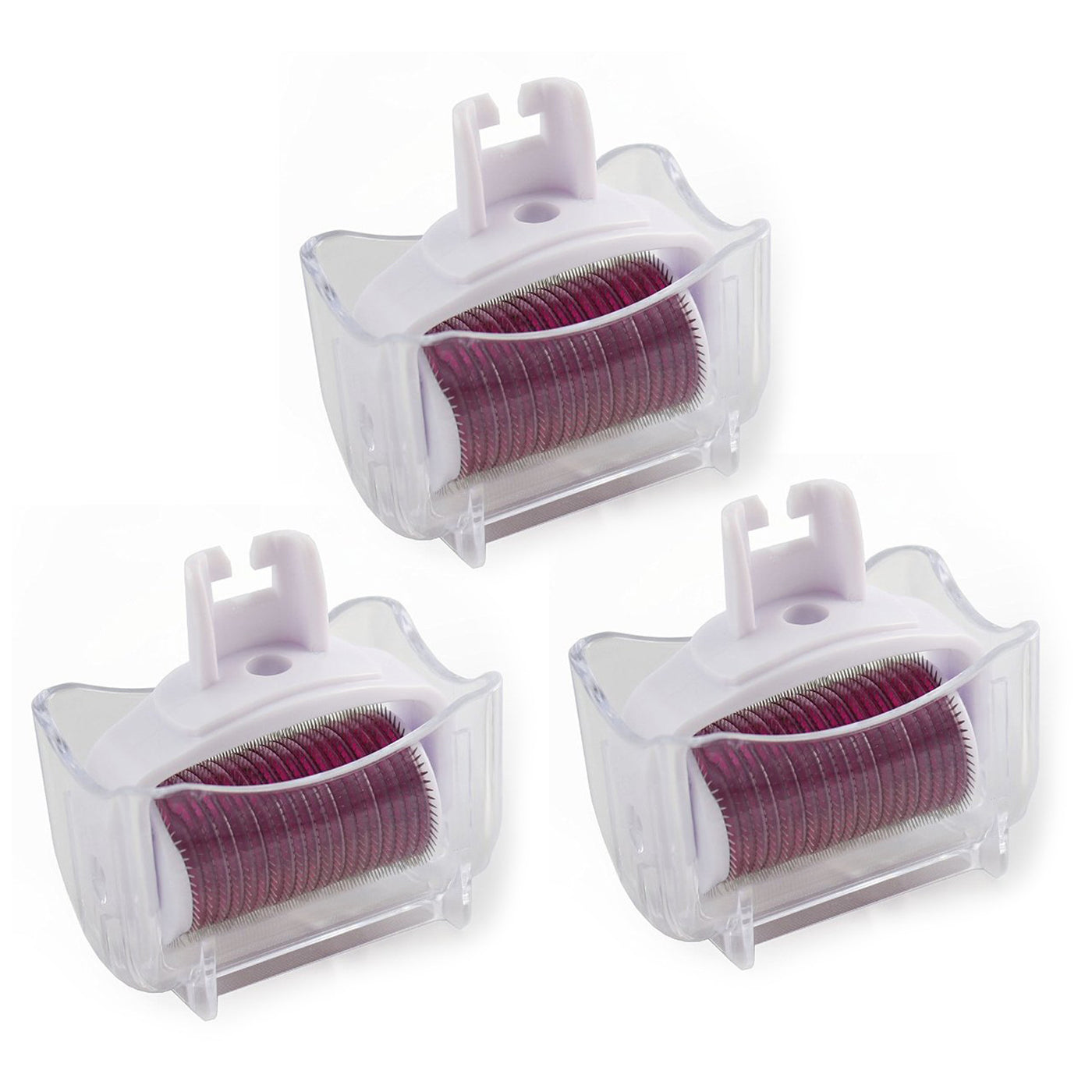 Replacement 1.5 mm Body Roller Head Attachment — 3PK