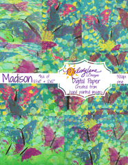 Madison Digital Paper Set