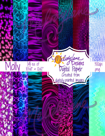 Molly Digital Paper