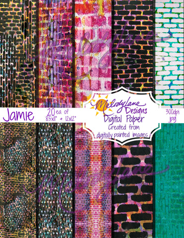 Jamie Digital Paper