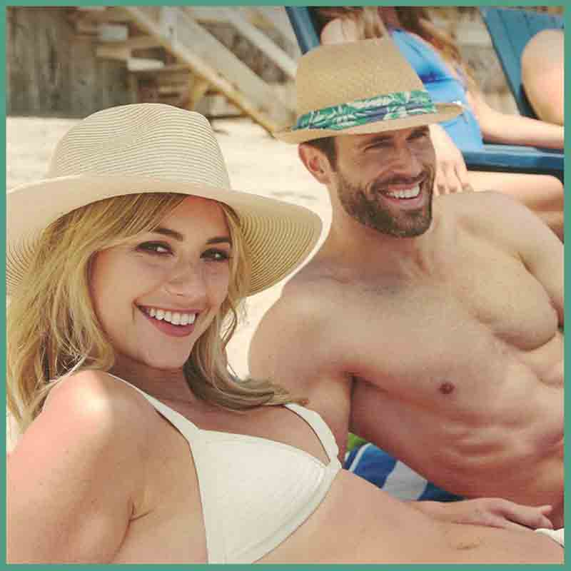 New 2019 summer hat styles for men and women