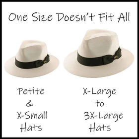 GET THE RIGHT SIZE HAT