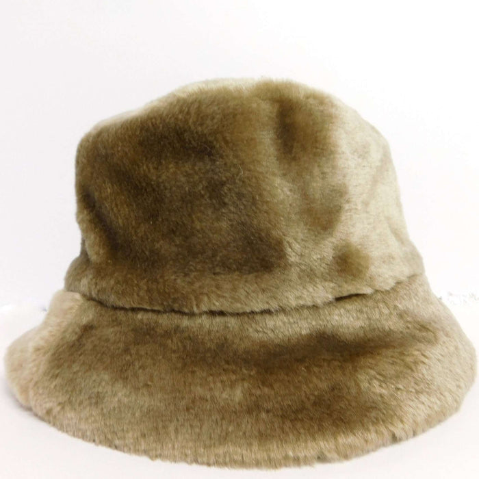 Faux Fur Bucket Hat - SetarTrading Hats