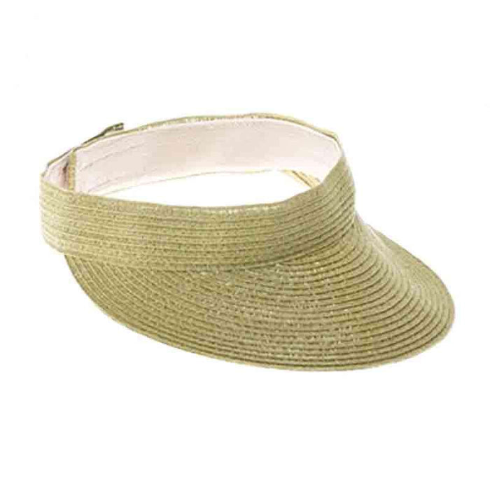 Traditional Solid Color Sun Visor - 8 Beautiful Colors